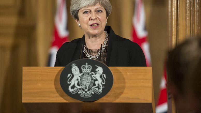 Theresa May, foto