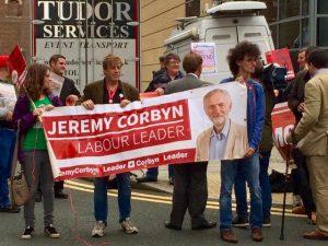 Labours leder Jeremy Corbyn foto
