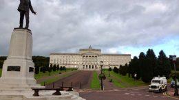 Stormont provinsforsamling Belfast foto