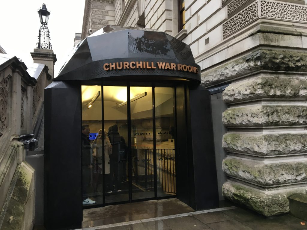 Churchill War Rooms. Foto