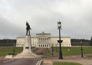 Stormont. Belfast foto