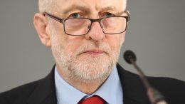 Portrett Jeremy Corbyn, foto