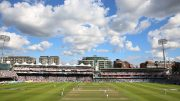 Cricketbanen Lord´s London foto