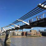 Millenium-broa London foto