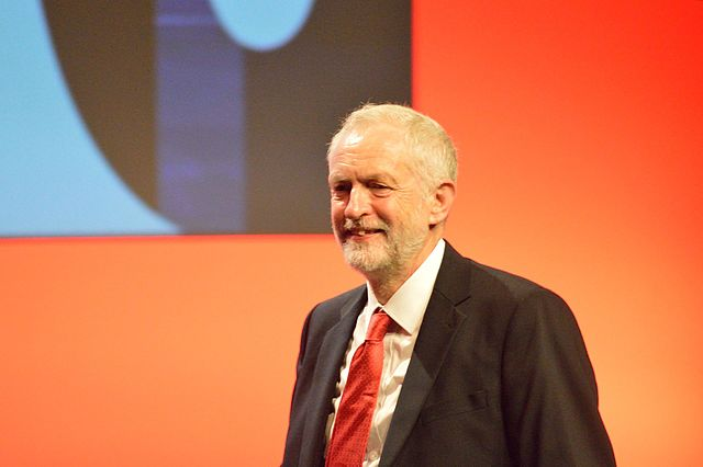 Labour-leder Jeremy Corbyn. Foto