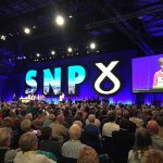 SNPs landsmøte Glasgow.