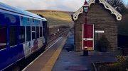 Tog i Yorkshire Dales Foto