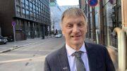 Handelsminister Ivan McKee, Skottland. Foto