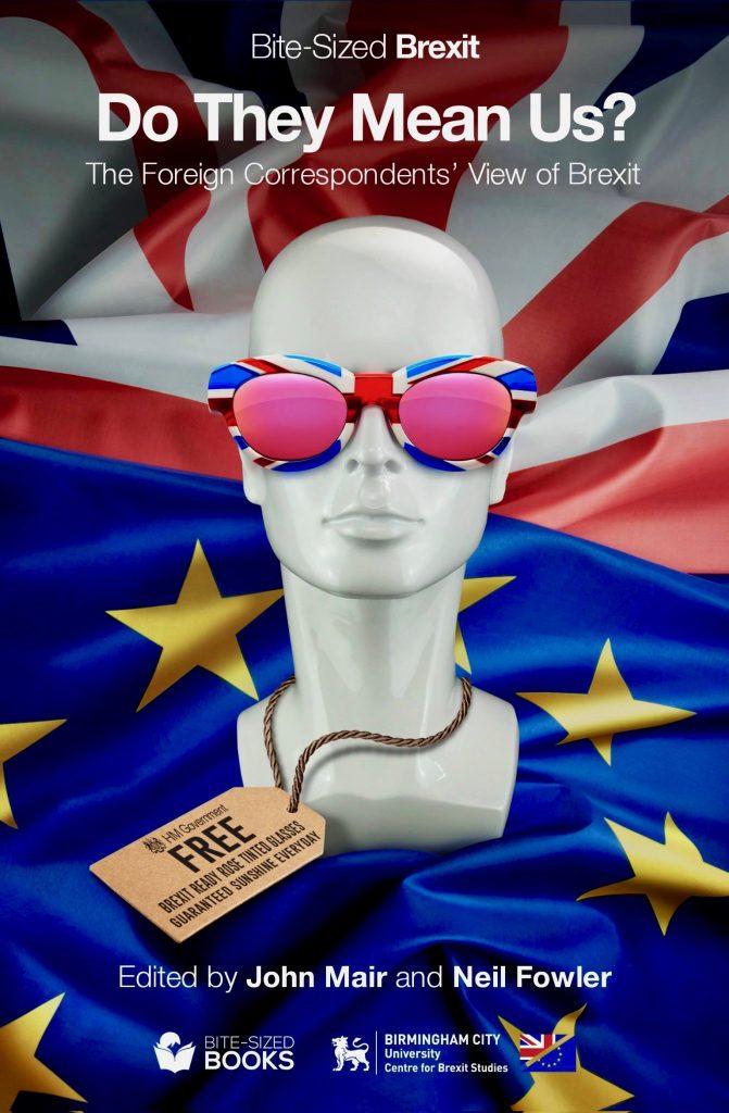 Forside bok om brexit