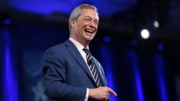 foto av Nigel Farage