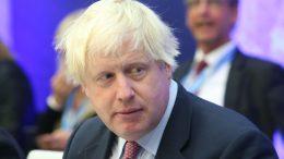 Boris Johnson portrett foto