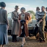 Scene fra Downton Abbey-filmen, foto