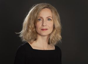 Forfatter Inger Helene Hobbelstad. Foto