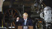 Boris Johnson holder tale.