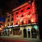 Eksteriørbilde Musefellen - teater London